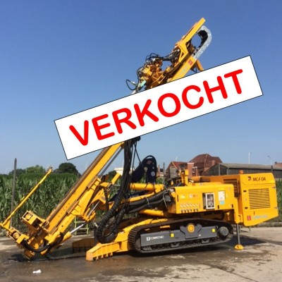 Soilmec vendue NL