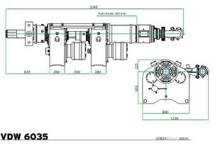 Schéma VDW6035